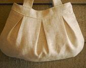 Sophia Bag in Linen