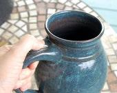 Monster Mug in Slate Blue - Made to Order