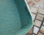 Reserved for Claire and Moriels' Wedding Registry- Large Platter in Turquoise- Made to Order