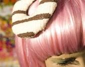 Caramel deLites / Samoas  COOKIE hat