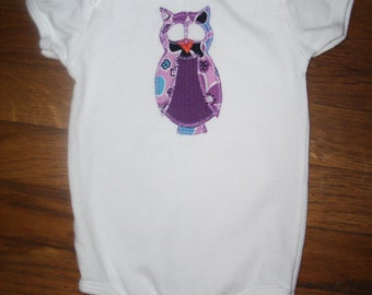 What a Hoot Owl Baby One-Piece