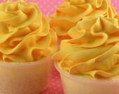 40% OFF SALE Pineapple Mango Tango Cupcake Bath Bomb