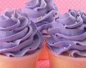 40% OFF SALE  Mango Berry Madness Cupcake Bath Bomb
