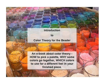Introduction to Color - Guide for the Beader - tutorial e-book reference