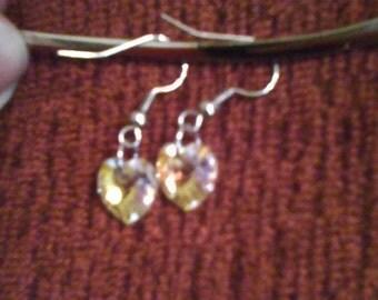 Edward's Heart Earrings