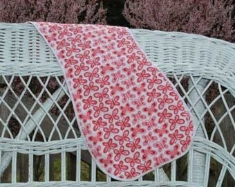 Beautiful Butterflies Burp Cloth