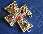 Jeweled Maltese Cross