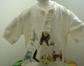 Mr. Aloha Boys Shirt 4t