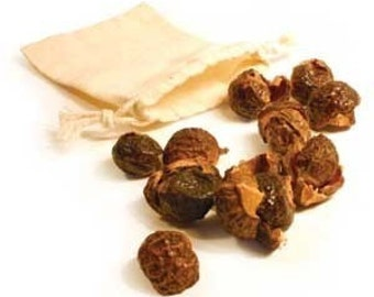 Soapnuts (Soap Nuts) Organic Soap .55LB (250g) Make Your Own Laundry Detergent