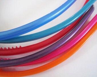 6 pcs of super bright headband - 5mm - set C