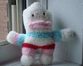 Arrowhead - white sock monster