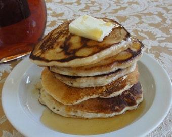 Vermont breakfast   Pancake mix Vermont maple syrup perfect hostess teacher gift