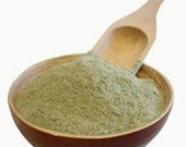 NEW- French Green Clay Mask 1 month supply for Normal, Sensitive, Dry or acne prone skin - Lighthouse Mineral Makeup