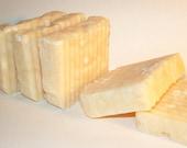 3 oz. Natural UNSCENTED  vegan soap for Super SENSITIVE SKIN