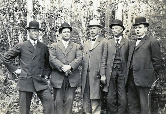 early 1900s fashion men - photo #2