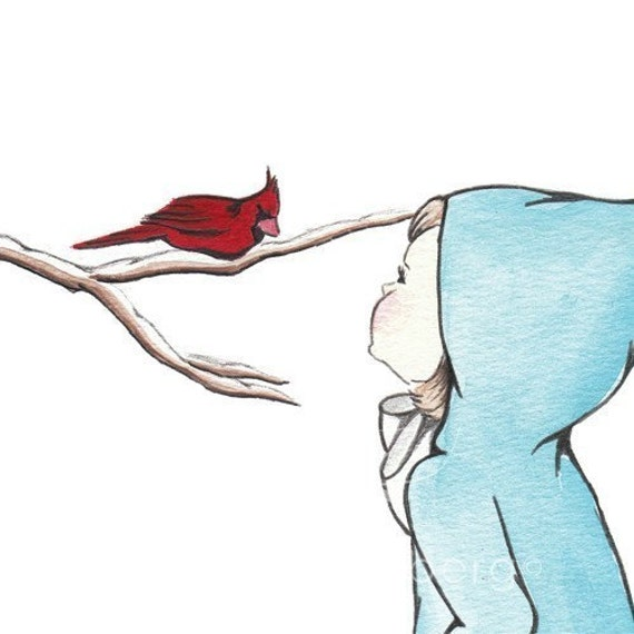 Finding Winter Cardinal