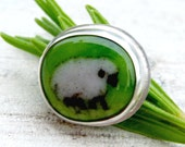 Sheep - Sterling silver  ring