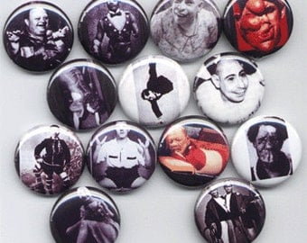 13 Sideshow Buttons