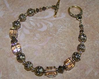 Gold Glamour Bracelet