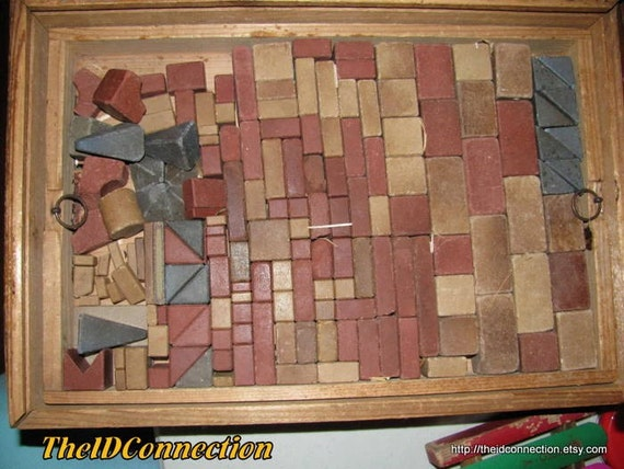 Image Result For German Wood Building Blocks