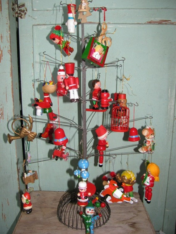 Items Similar To Vintage 1970 39 S Christmas Ornaments