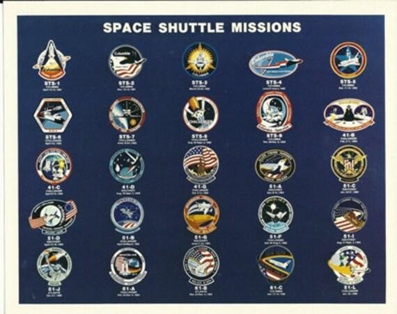 list of space shuttle atlantis missions - photo #33
