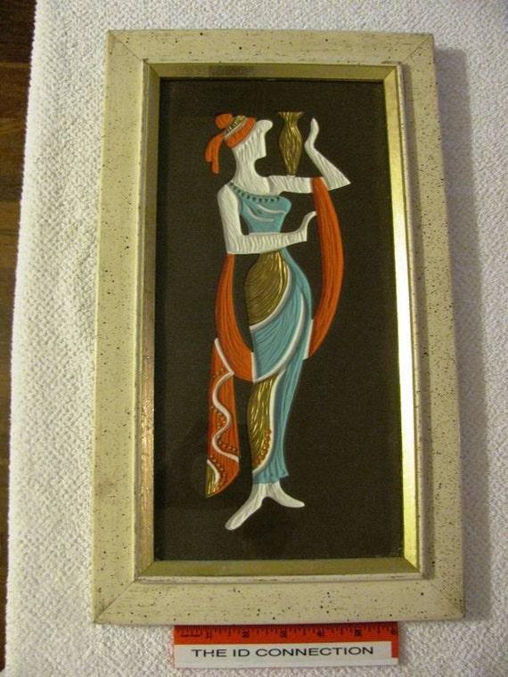 Reserved Klockridge Vintage 1960 S Turner Wall Art G764