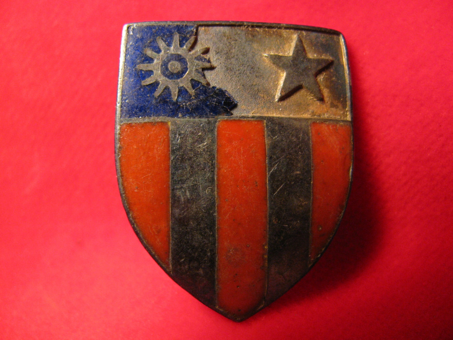 Vintage 1940 S Jewelry Military Wwii China By Theidconnection