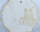 Tags Stamped Vintage