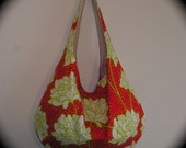 Claire Bag in Peonies