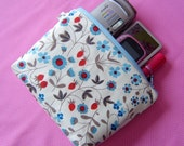 Liberty of London fabric cosmetic bag