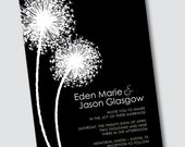 Wedding Invitation Eden - Samples Available