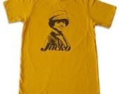 MICHAEL JACKSON 'jacko' T-shirt XXL