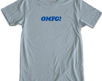 OMFG T-shirt XL