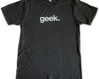 GEEK T-shirt XXL