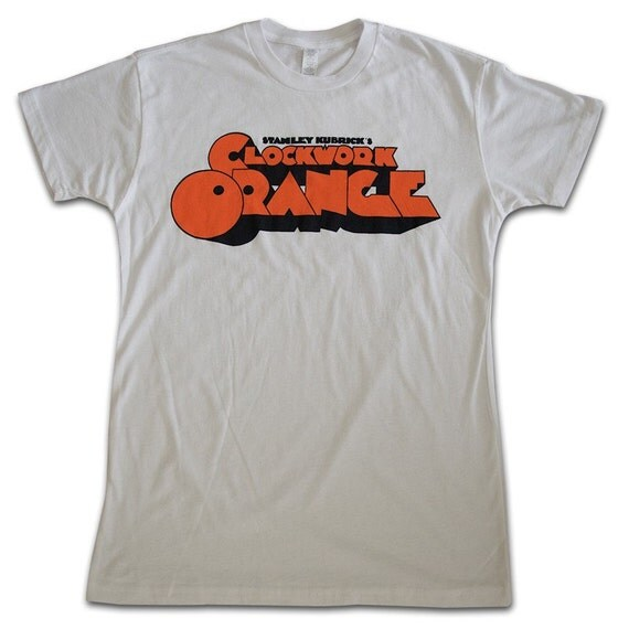 a clockwork orange stanley kubrick movie t shirt xxl. Black Bedroom Furniture Sets. Home Design Ideas