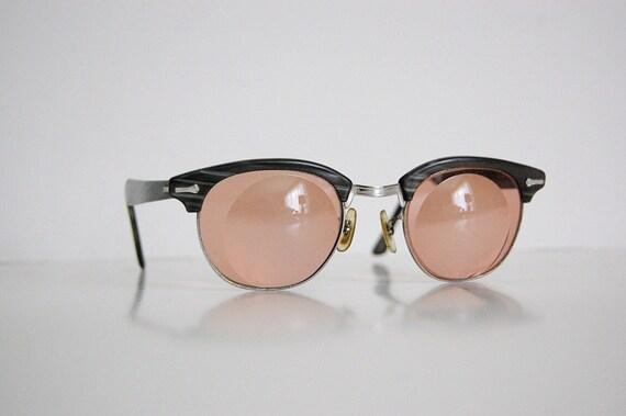 Vintage 1960s WAYFARER Spectacles Eyeglasses