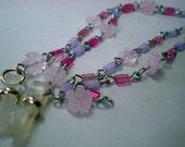 Eyeglass Lanyard - Pink