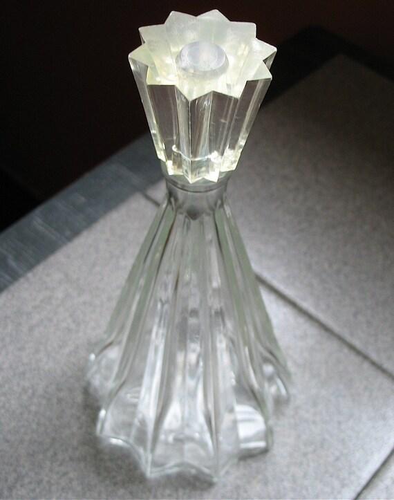 empty D'Orsay INTOXICATION bottle