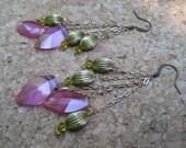 Insouciant Studios Seed Pod Earrings
