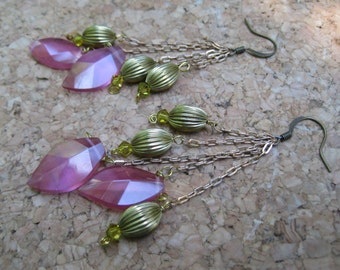 Insouciant Studios Seed Pod Earrings