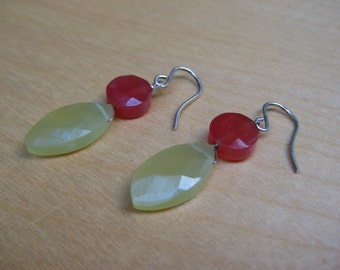 Insouciant Studios Sour Cherry Earrings