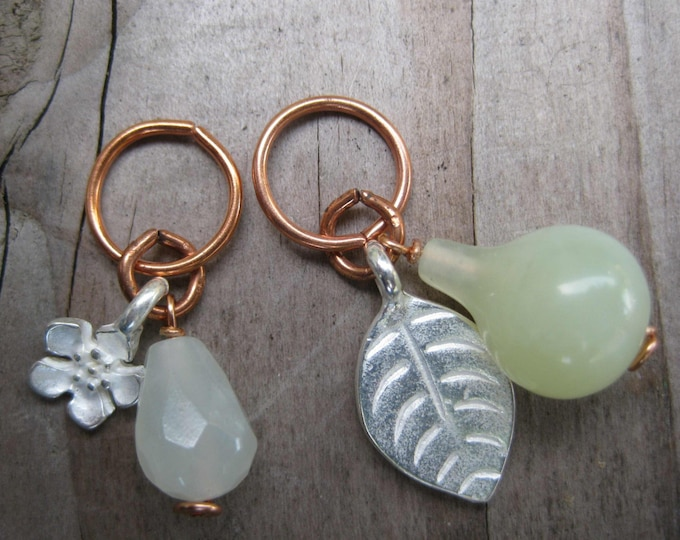 Woolpops Pear Blossom Stitch Markers