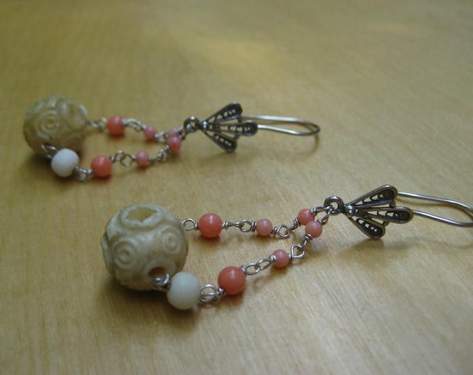 Insouciant Studios Rosate Earrings