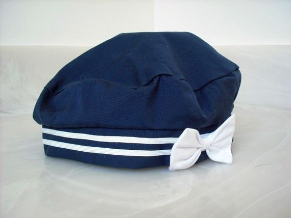 Vintage Sailor Hat 75
