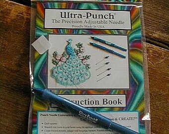 Cameo/Ultra Punch Punch Needle - MEDIUM TIP - from Notforgotten Farm