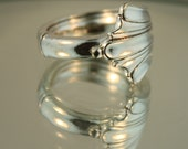 Sterling Silver Spoon Ring (8)