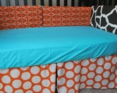 Custom Crib Bedding-Sweet Potato- 3 Piece