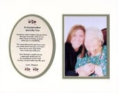 Personalized A Grandmother Just Like You  christmas birthday grandparents day gift grandma