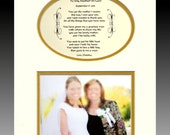 Wedding Mother In Law Personalized Gift wedding favor bridal party mother of the bride groom